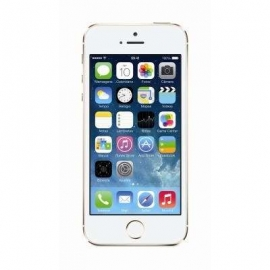 "Apple iPhone 5S 16GB, 1.3GHZ, Tela retina 4"", IOS 7.0, câmera 8MP, dourado"
