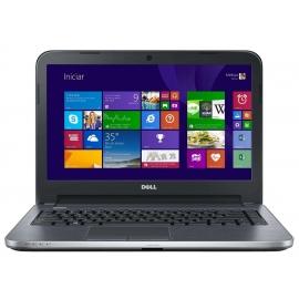"""Notebook Dell Inspiron 14R-5437-A40 com Intel Core i7 8GB (2GB de Memória Dedicada) 1TB LED 14"""" Windows 8"""