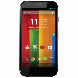 Smartphone Moto G Colors Edition Dual Chip Desbloqueado 3G Câmera 5MP 16GB Android 4.3