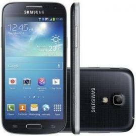 Smartphone Dual Chip Samsung Galaxy S4 Mini Duos, Desbloqueado, Preto, Android 4.2, 3G