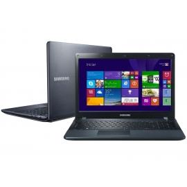 "Notebook Samsung ATIV Book 2 com Intel Core i5 4GB 750GB LED HD 15,6"" Branco Windows 8.1"