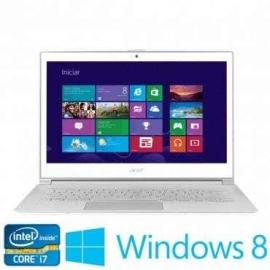 "Ultrabook Acer M5-481T-6650 com Intel Core i3 4GB 500GB 20GB SSD LED 14"" Windows 8 + Mochila para Notebook"