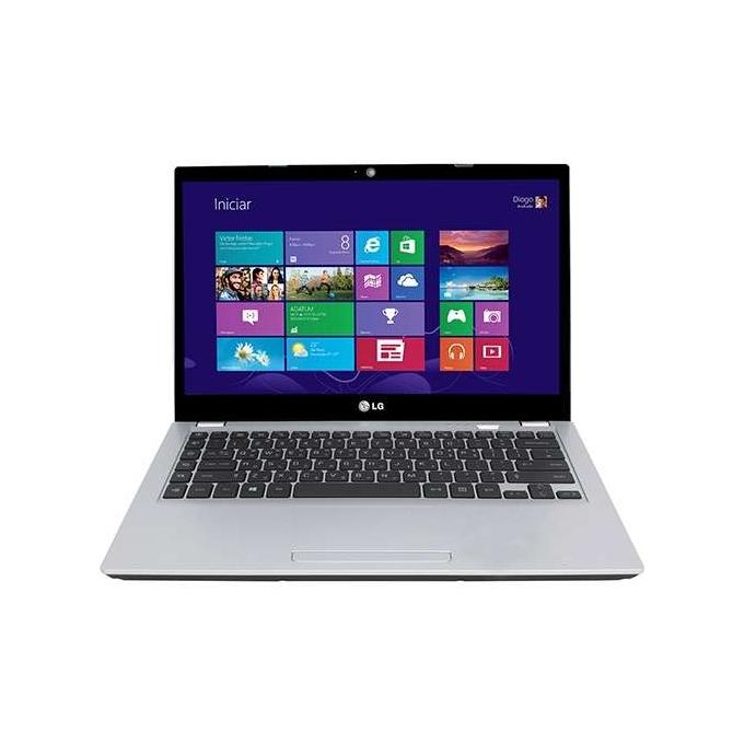 "Ultrabook LG com Intel Core i5 4GB 500GB 32GB SSD Tela LED 14"" Windows 8.1"