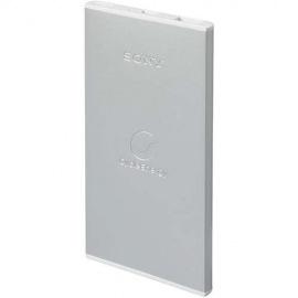 Carregador Portátil USB Sony Cycle Energy Flat CP-F2LS Prata